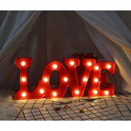 """LED светильник """"LOVE"""", фото 1"""