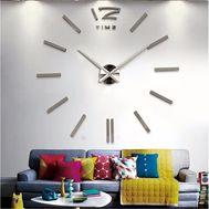 """Огромные настенные часы """"Time"""", фото 1"""