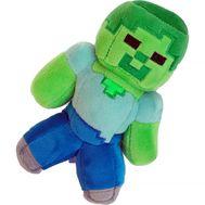 Плюшевый Зомби из Minecraft, 16 см.
