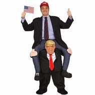 """Костюм-наездник Carry Me """"Верхом на Дональде Трампе"""""""