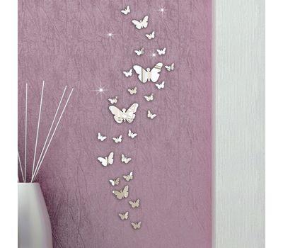 "Декоративное зеркало ""Бабочки"", фото 1"