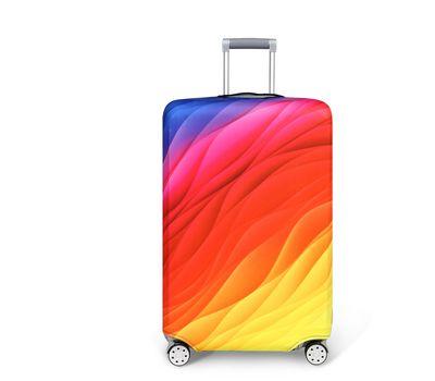 Чехол для чемодана Travelkin Яркие краски