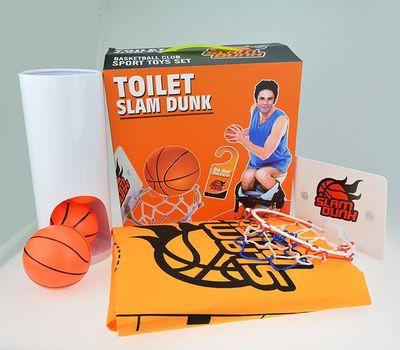 Туалетный Баскетбол, фото 1