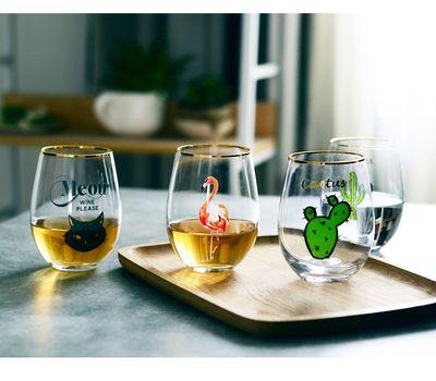 "Оригинальный бокал для вина""Meow Wine Please"", фото 4"