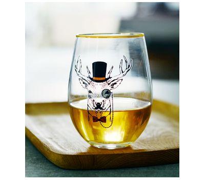 """Оригинальный бокал для вина """"Sir Deer"""", фото 2"""